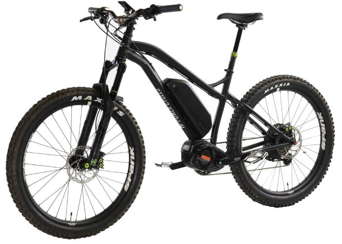 Scout Pro off road electric bike