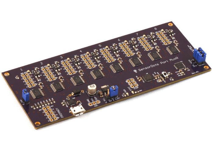 SensorDots Port MuxR