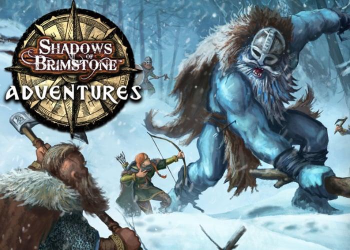 Shadows of Brimstone Adventures