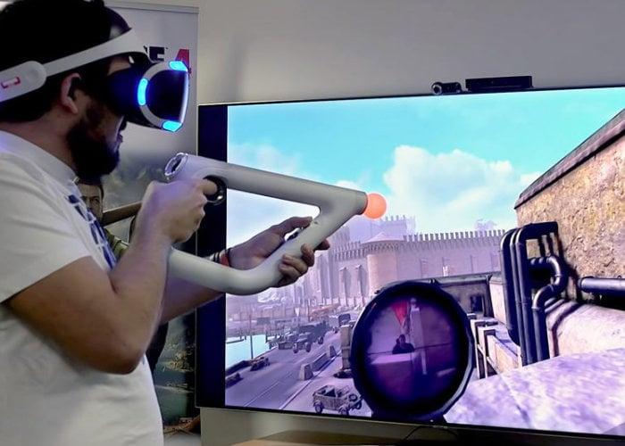 Sniper Elite VR Game