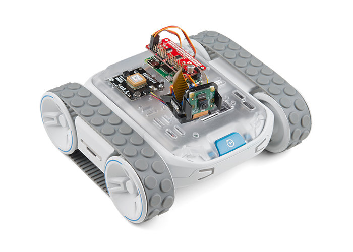 Sphero RVR robot autonomous expansion kit