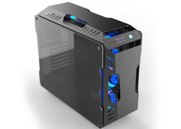Spire X2 Taraxx double tempered glass gaming PC