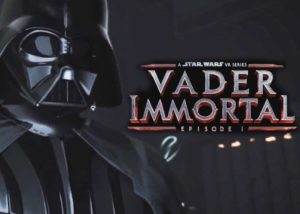Start Wars VR Series Vader Immortal