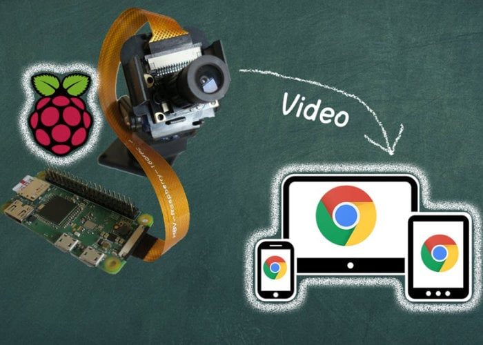 Stream a Raspberry Pi camera to your browser