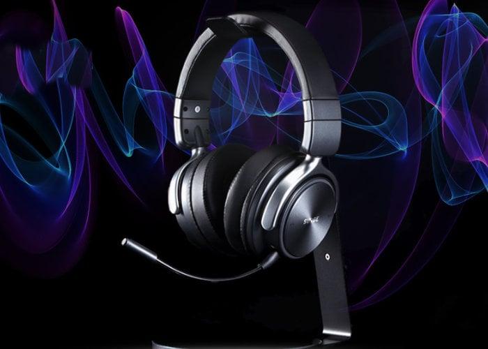 Surge 3D 7.1 surround sound wireless headphones
