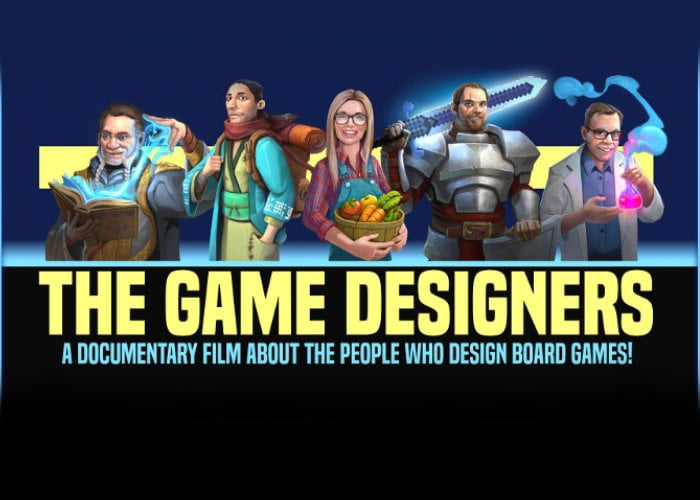 The Game Designers, board game design documentary