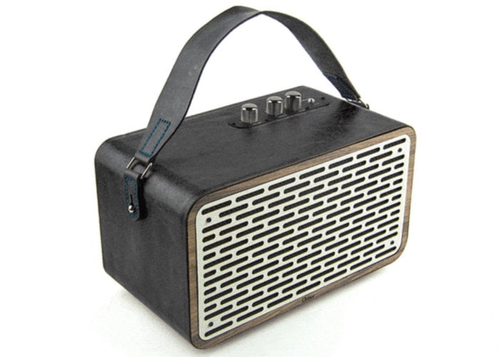 Tutomade eco-friendly customisable 100w portable speaker kit