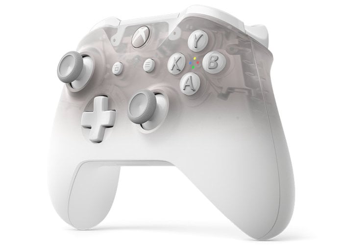 Xbox wireless controller Phantom White Special Edition