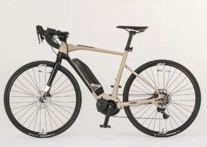 Yamaha Wabash electric bike