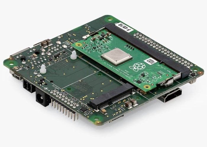 balenaFin 1.1 Raspberry Pi module
