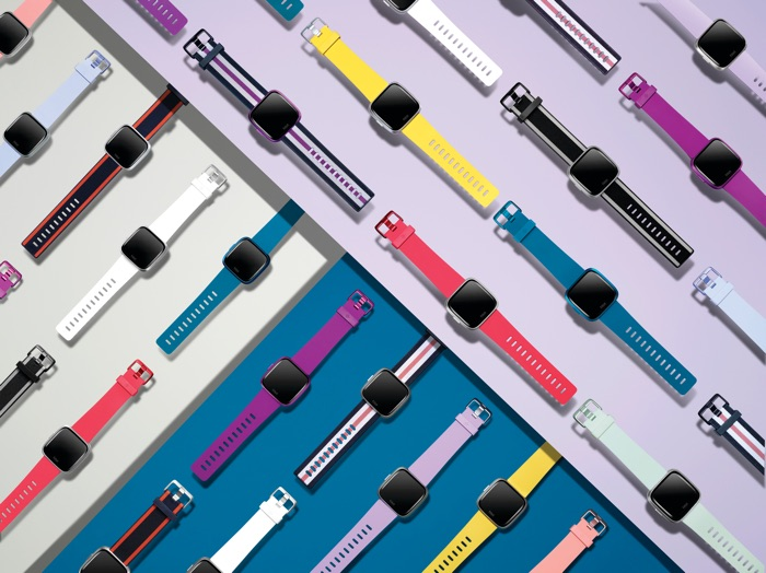 Fitbit introduces a new line of affordable wearables