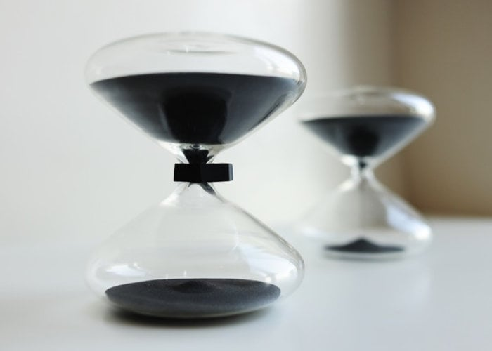 Esington Glass 2.0 glass Pomodoro timer