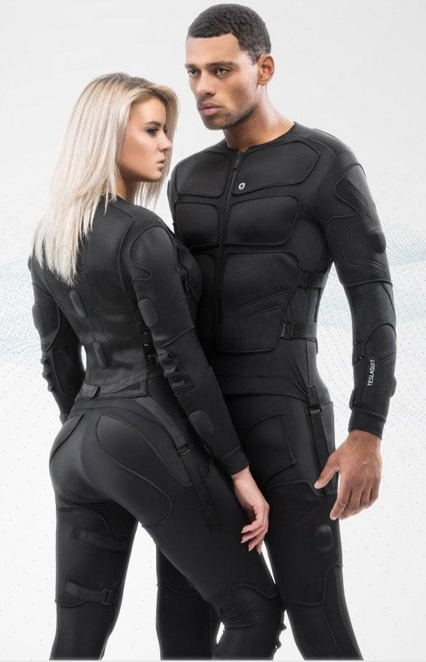 haptic VR suit