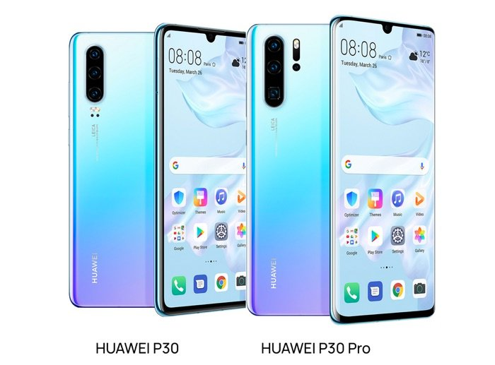 Huawei P30-series launch in Paris