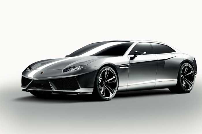 Lamborghini may build a new 2+2 grand tourer