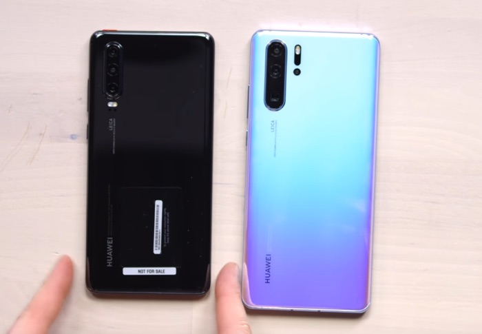 Huawei P30 vs P30 pro