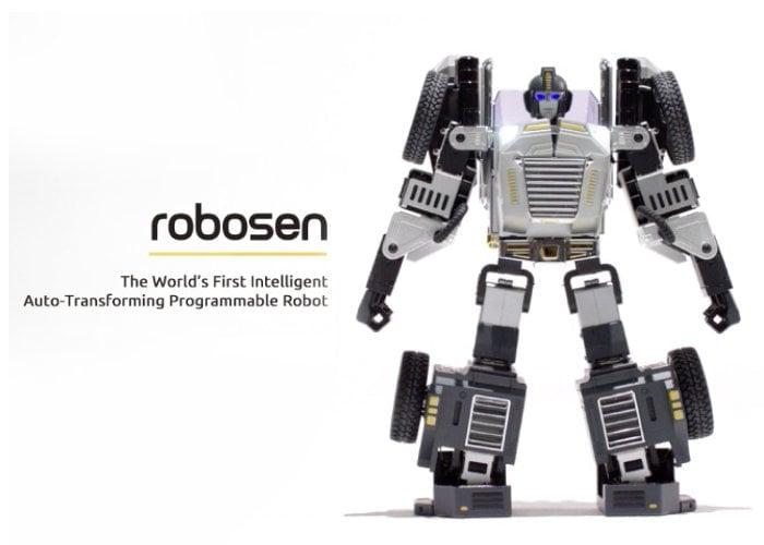 programmable robot