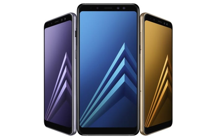 2018 Samsung Galaxy A8+