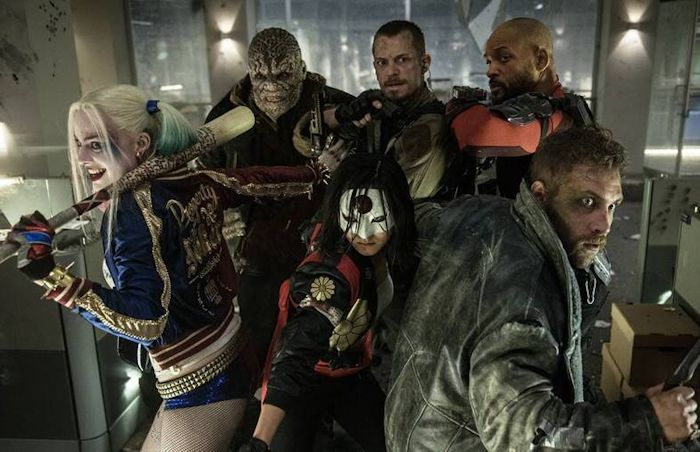 Suicide Squad will be a total reboot