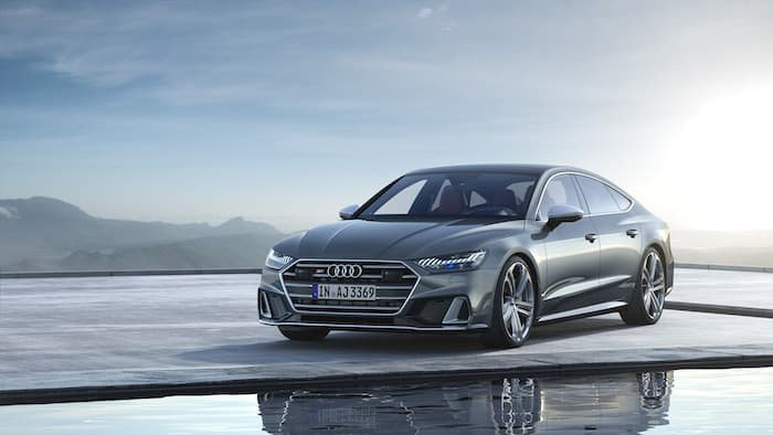 New Audi S6 and Audi S7 unveiled