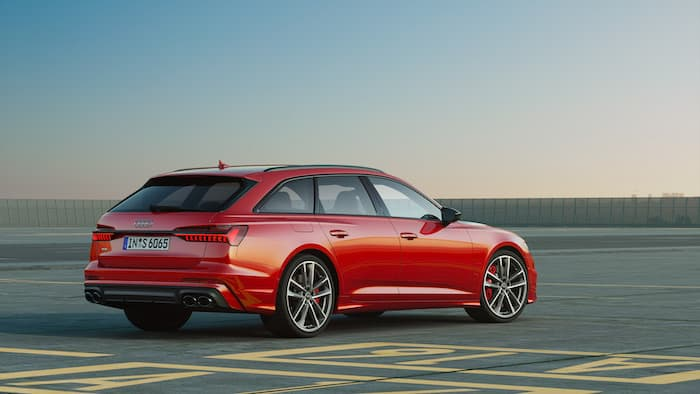 Audi S6 and Audi S7