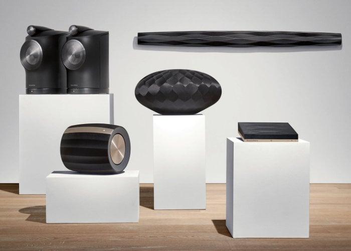 Bowers & Wilkins Formation wireless speaker