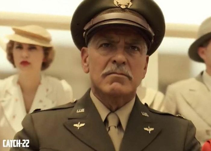 Catch 22 Hulu TV series starring George Clooney