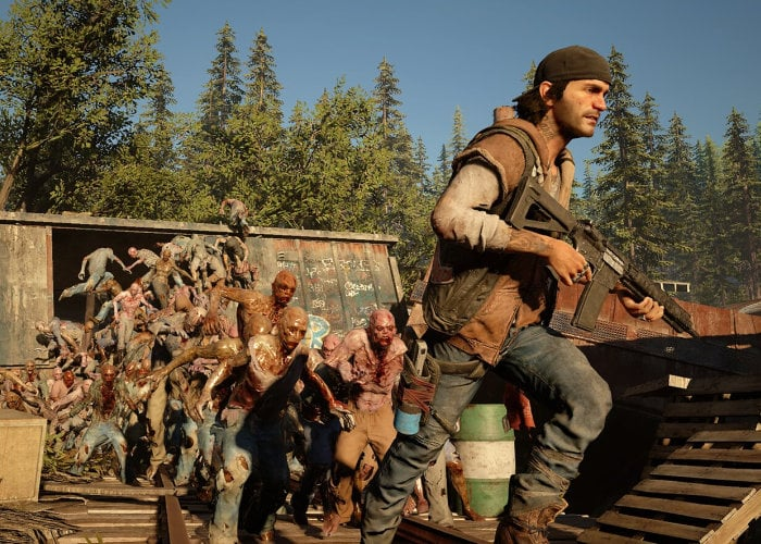 Days Gone open world zombie adventure launches on PlayStation