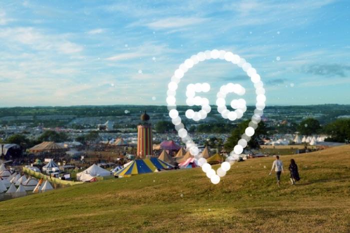 EE 5G network