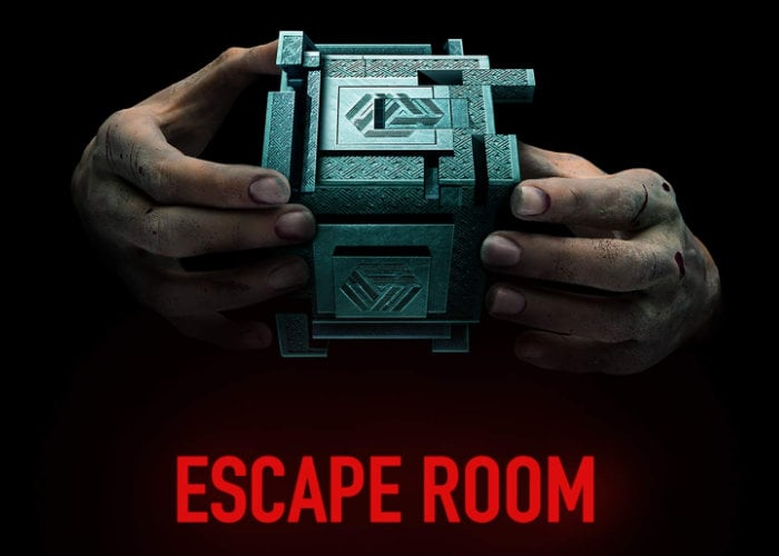 Escape Room movie