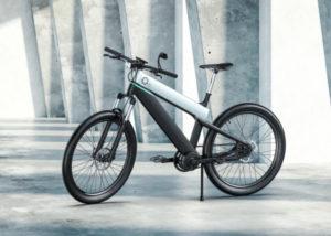 Fluid electric bike