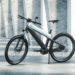 Fluid electric bike