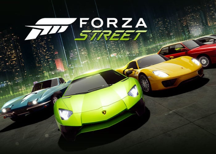 Forza Street mobile racing game
