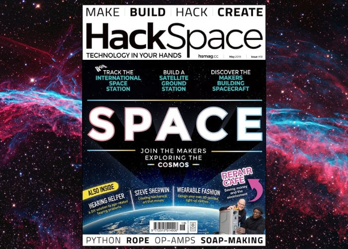 HackSpace issue 18