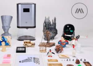 IVI closed-Loop 3D Printer