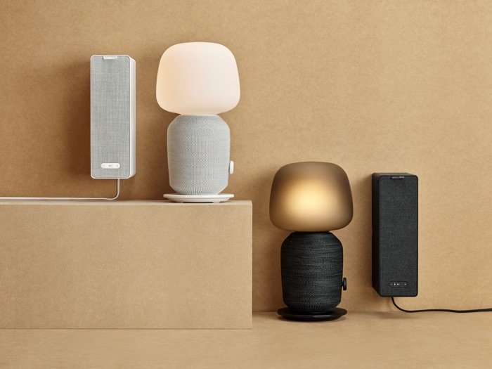 Ikea and Sonos launch new lamp and bookshelf speaker