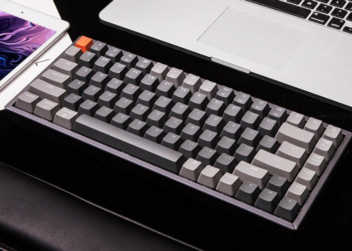 Keychron K2 compact wireless mechanical keyboard