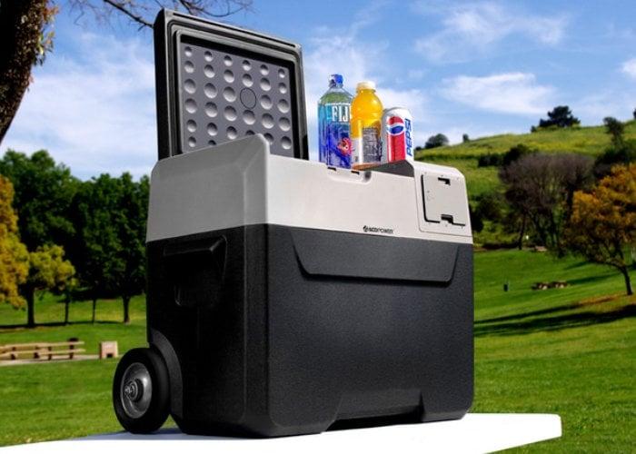 LiONCooler solar cooler