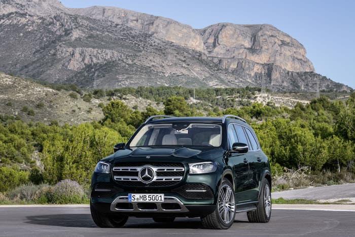 Mercedes GLS SUV