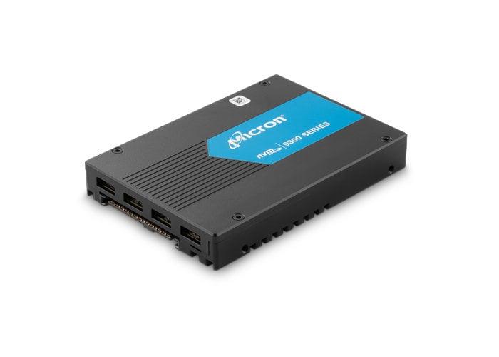 Micron 9300 Series NVMe Enterprise SSDs