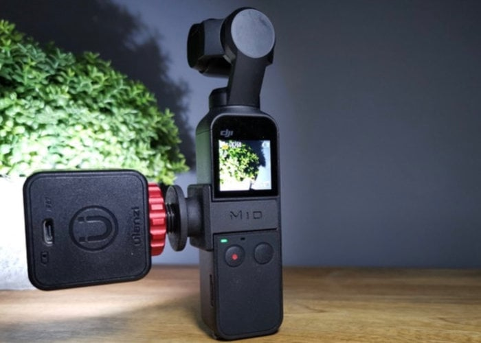 Mio DJI Osmo pocket accessory mount