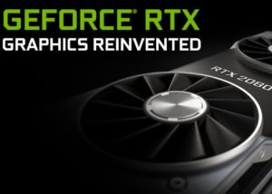 NVIDIA RTX performance RTX 2080 vs GTX 1080 Ti