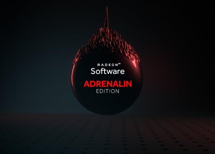 AMD Radeon Adrenaline 19.4.1 driver