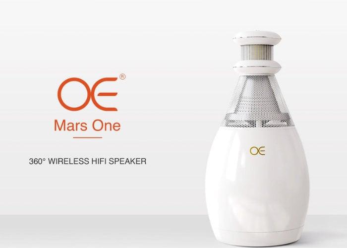 OE Mars One 360 wireless speaker
