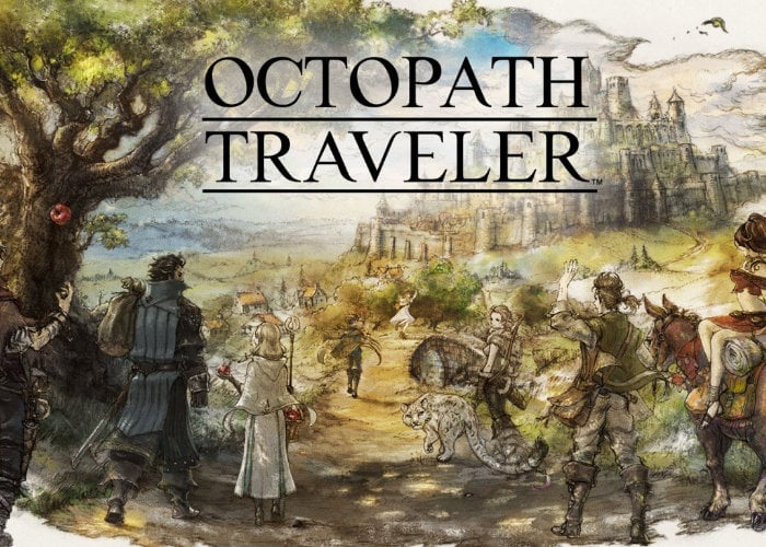 Octopath Traveller PC game