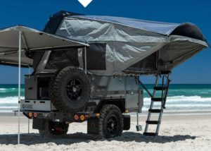 Patriot X1-H camper trailer