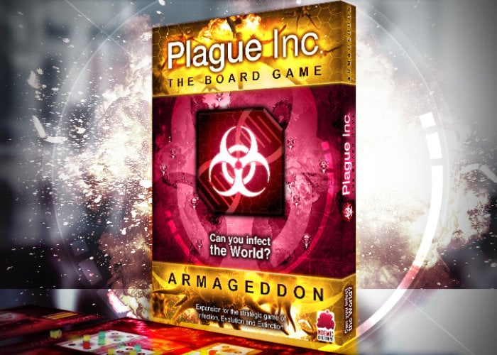 Plague Inc Armageddon Expansion hits Kickstarter