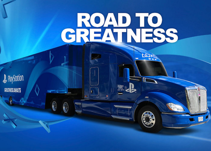 PlayStation Road to Greatness 2019 tour schedule