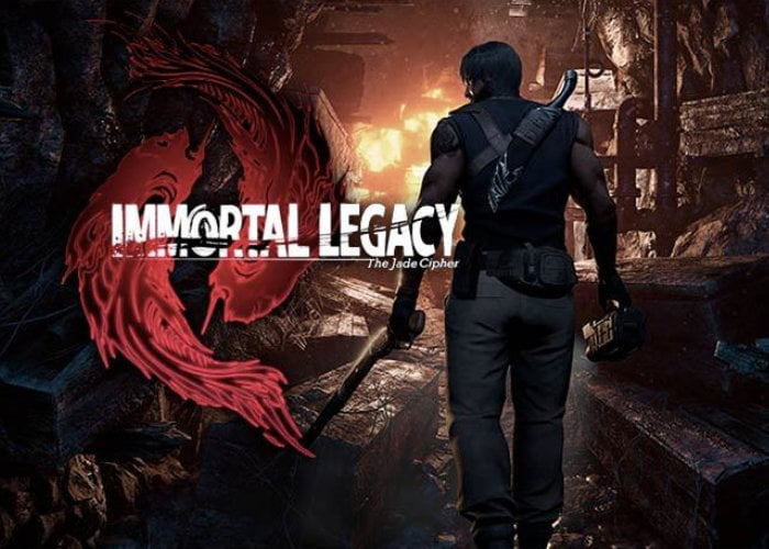 PlayStation VR Immortal Legacy Jade Cipher horror game launches
