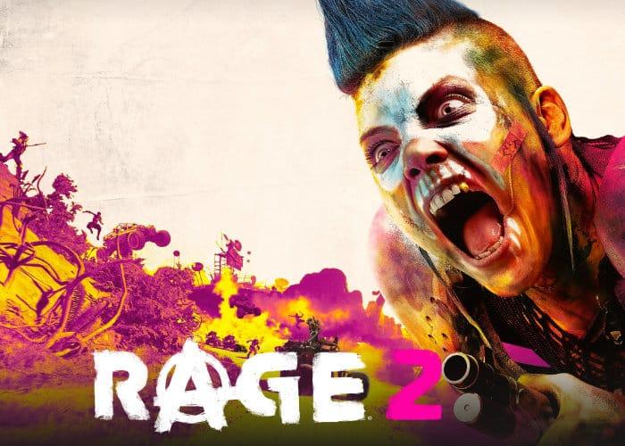 New Rage 2 gameplay revealed by Inside Xbox